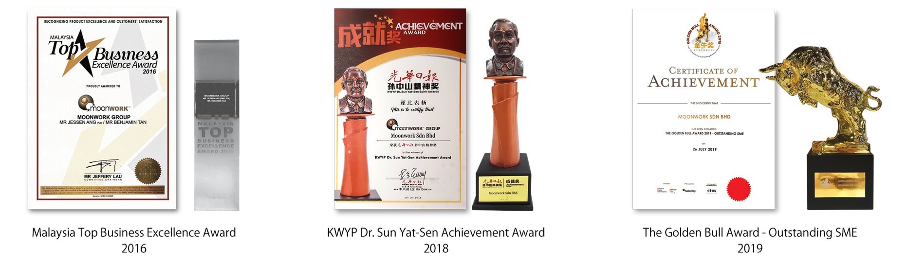 Moonwork Awards